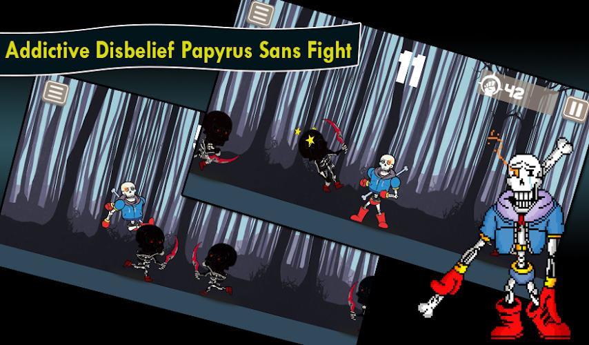 Disbelief Papyrus Sans Fight APK | APKPure ai