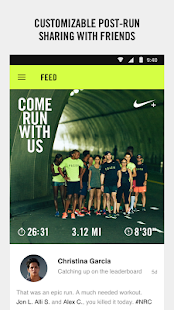 Nike+ Run Club Screenshot 3