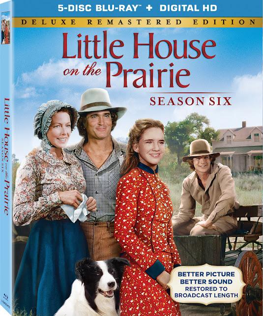 La Pequeña Casa en la Pradera – Temporada 6 [5xBD25]