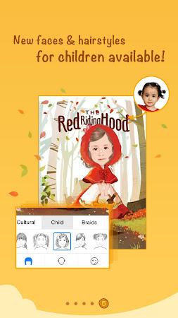 MomentCam Cartoons & Stickers 2.7.5 screenshot 93594