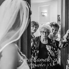 Wedding photographer Luca Cameli (lucacameli). Photo of 31.01.2018