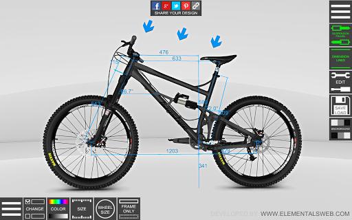 Bike 3D Configurator 1.6.8 screenshots 12