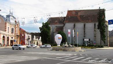 Photo: Crucea mare de piatra - imagine din zona - (2011.05.31)