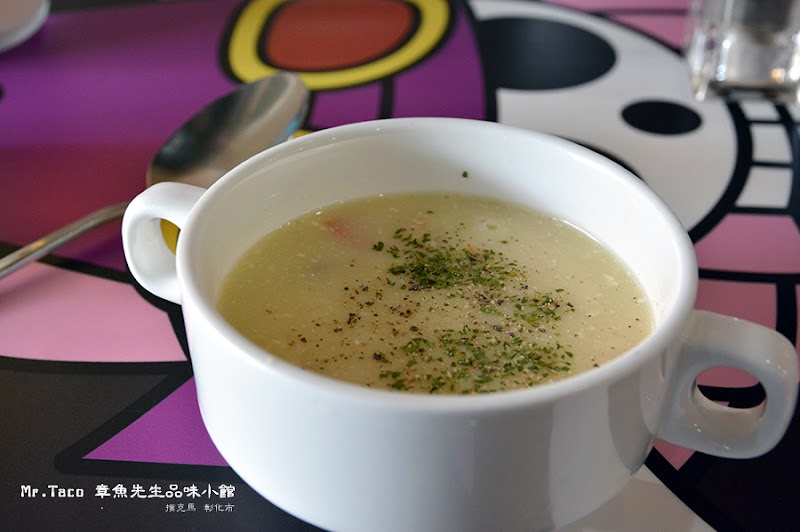 章魚先生品味小館濃湯