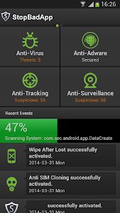 Ad Clean & Antivirus Security v8.6.12041