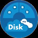 MyDisk Key (Spanish) - Free Cloud Storage icon