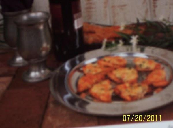 Crab Meat Canapes' Recipe