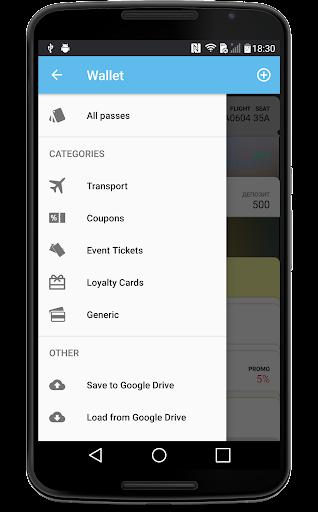 Wallet 2.2.2 screenshots 3
