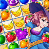 Fruits Match 3 - Free Match & Crush Puzzle