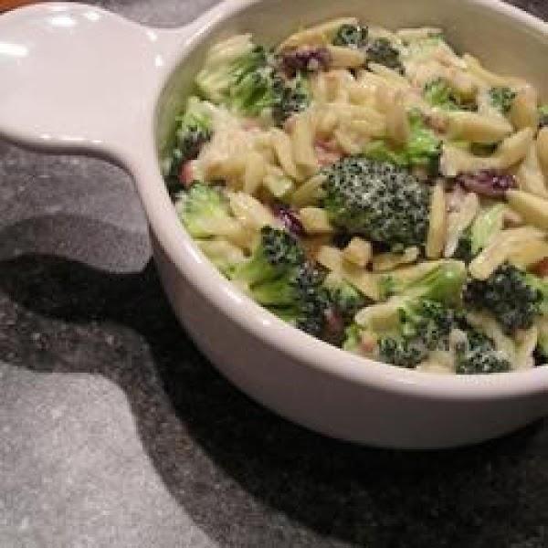 Curry Broccoli Salad Recipe