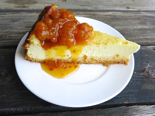 Homemade Quark Cake