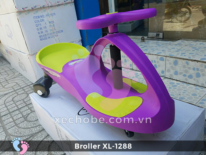 Xe lắc trẻ em Broller XL-1288 11