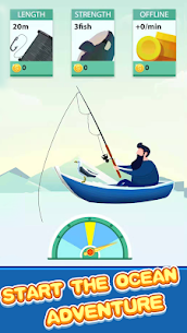 Lucky Fishing – Best Fishing Game To Reward! Apk  Download For Android 1