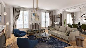 Appartement 8 pièces 276 m2