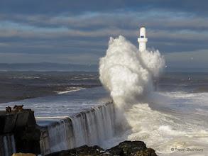 Photo: South Breakwater, Aberdeen