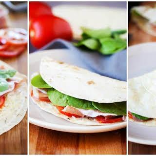 Mozzarella Quesadilla Recipes.