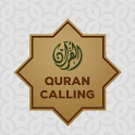 Quran Calling - Read, Listen, Translate the Quran icon
