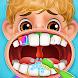 少し 歯科 医師 ケア : 歯科医 ゲーム