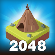 Age of 2048\u2122: Civilization City Building Games