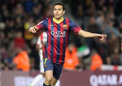 Pedro n'a pas parlé avec Mourinho