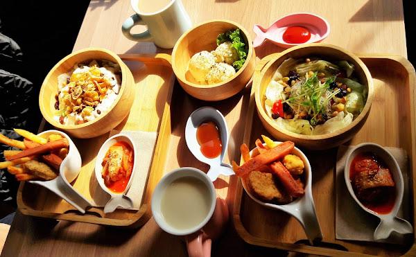 日十。早午食 便宜用心的慢活早午餐