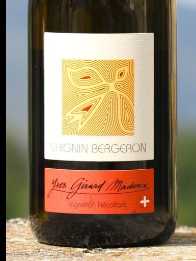 Chignin Bergeron - Cépage Bergeron - Domaine Yves Girard-Madoux - Vin de Savoie