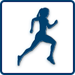 HIIT interval training timer Icon