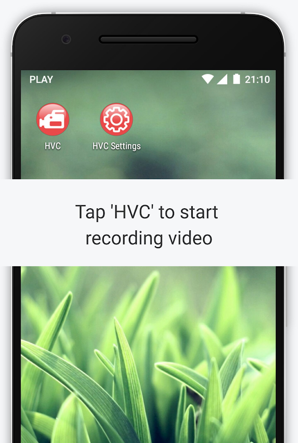 Hidden Video Camera- screenshot