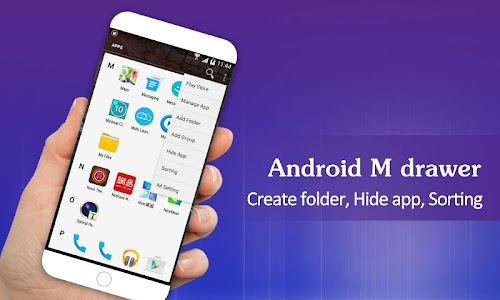 iM Launcher-Android M Launcher v1.3