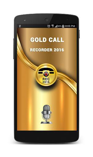Gold Call Recorder 2016