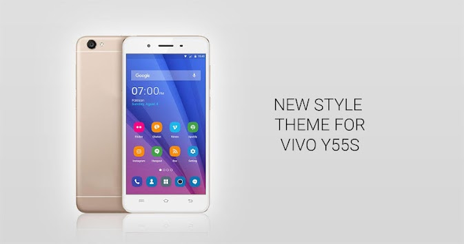 Theme for VIVO Y55s APK Latest Version Download - Free