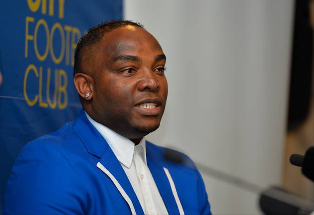 Image result for coach Benni McCarthy