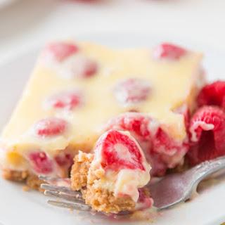 Lemon-Raspberry Bars.