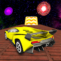 Space Car Racing Game On Impossible Tracks