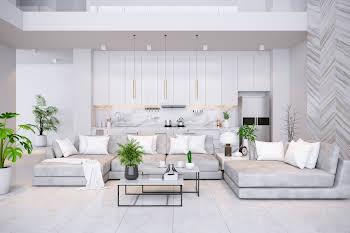 Appartement 6 pièces 115 m2