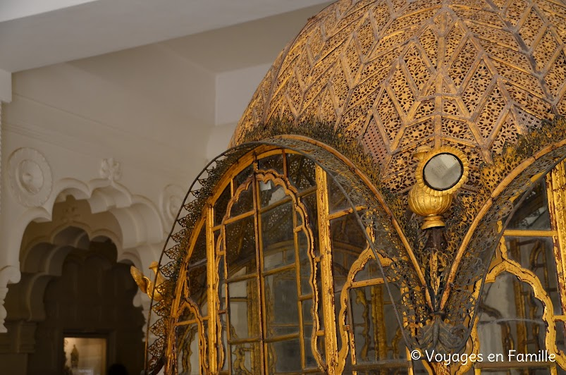 Palanquin Gujarat, Mehrangarh