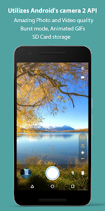 Footej Camera 2.1.2  [Pro Unlocked] Cracked Apk 3