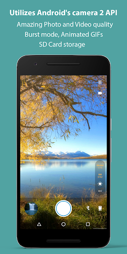 Footej Camera Premium 1.1.3 Final APK