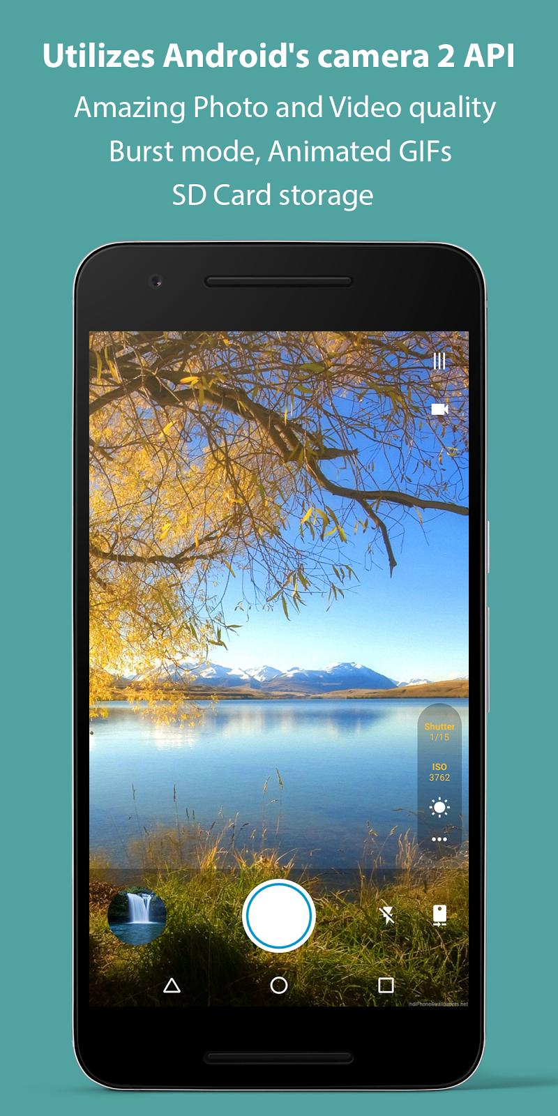 Footej Camera v2.4.1 build 202 [Premium]