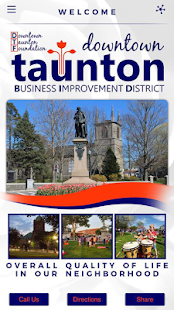 Downtown Taunton Foundation- screenshot thumbnail