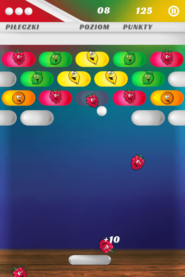 MikMaki - Arkanoid- screenshot