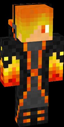 Fire Wizard Nova Skin