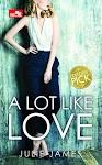 """""""CR: A Lot Like Love - Julie James"""""""