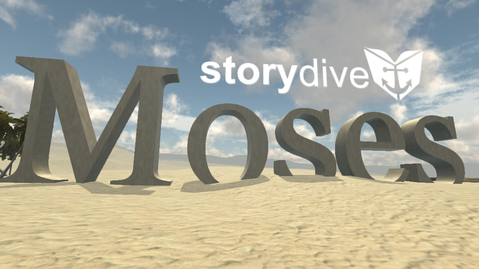 Moses VR- screenshot