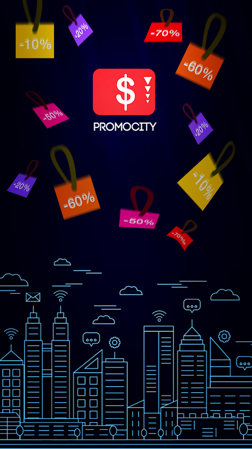 Promocity- screenshot