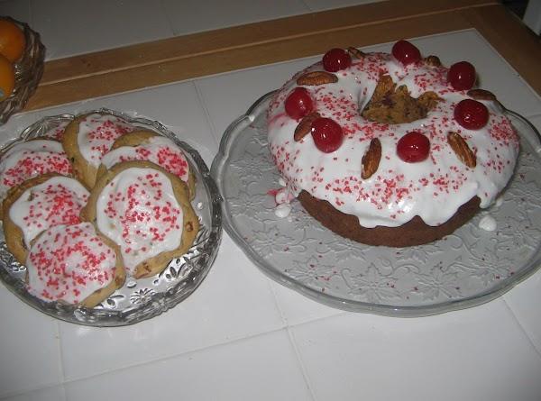 Never Fail Fruit Cake, Bars Or Cookies Recipe