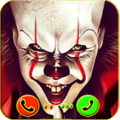 Fake Call from Pennywise vedio-sms-chat
