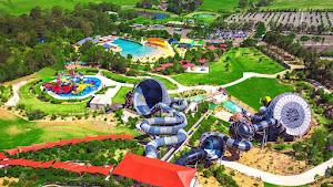 Leisure and amusement park - Jamberoo Action Park