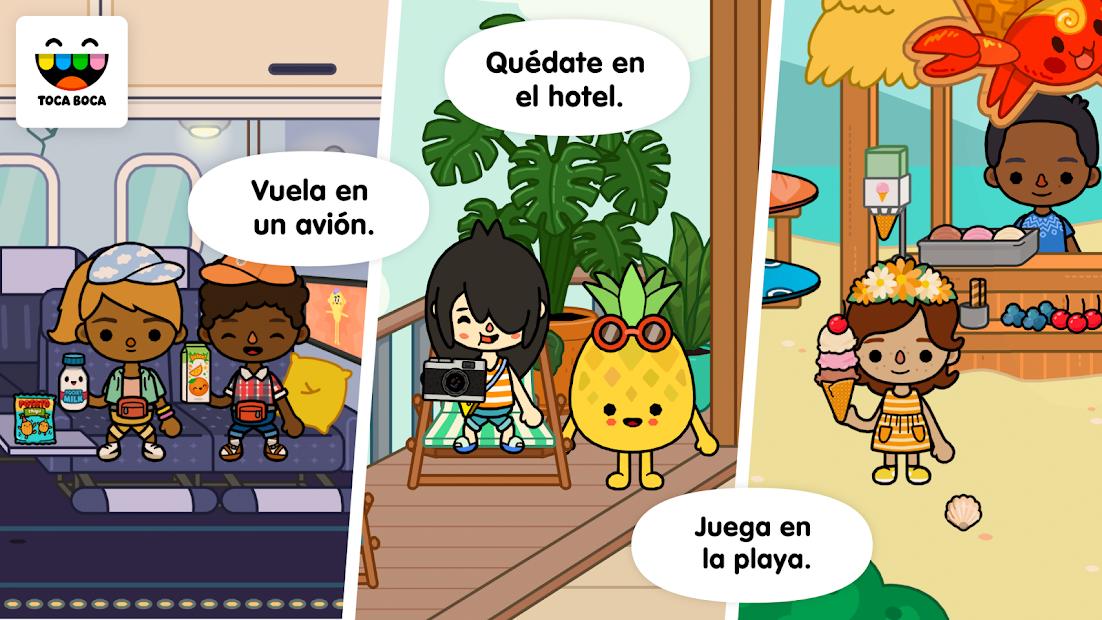 Toca Life: Vacation Mod