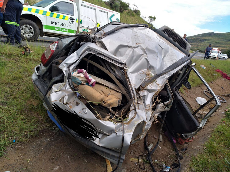 Six' including three children' killed in Eastern Cape accident